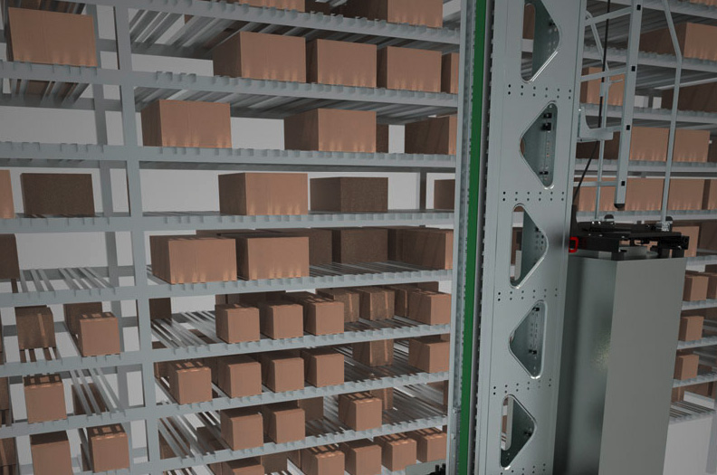 Welser is the ideal partner when it comes to struts, framework and shelving or track channels used in high rack storage systems.